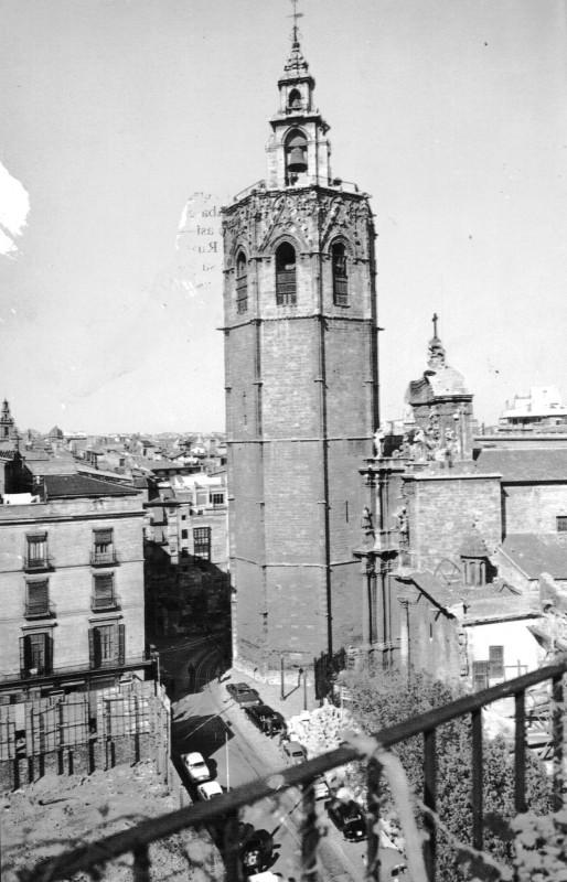 El Micalet. 1952