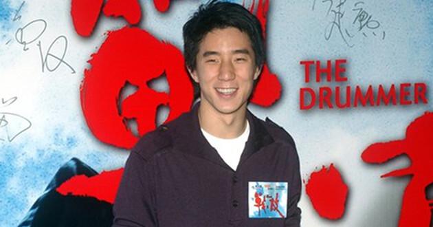 Jaycee Chan, hijo del actor Jackie Chan. (AP)