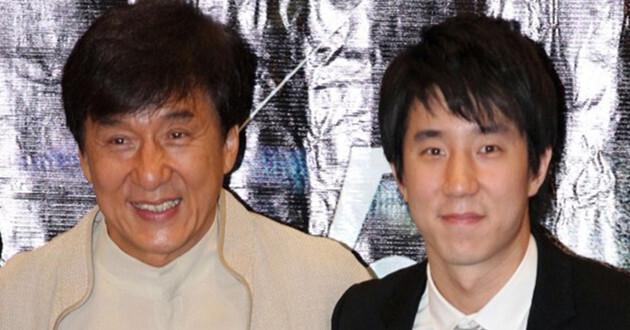 Jackie Chan y su hijo Jaycee. (trome.pe)