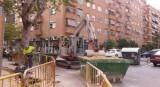 Nuevas redes de agua potable y riego en el barrio valenciano de Patraix