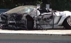 El dueño del auto sobrevivió (Foto: newsday.com