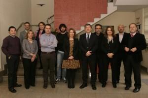 Jurado Premios Tiflos ONCE Prensa  Escrita y Periodismo Digital