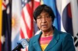 La Alta Comisionada de la ONU para los Derechos Humanos, Navi Pillay Foto ONUPaulo Filgueiras