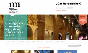 Museos  monumentos y más cultura en Valencia  Home