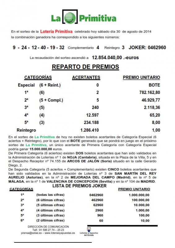 NOTA_DE_PRENSA_DE_LA_PRIMITIVA_DEL SABADO _30_8_14_001