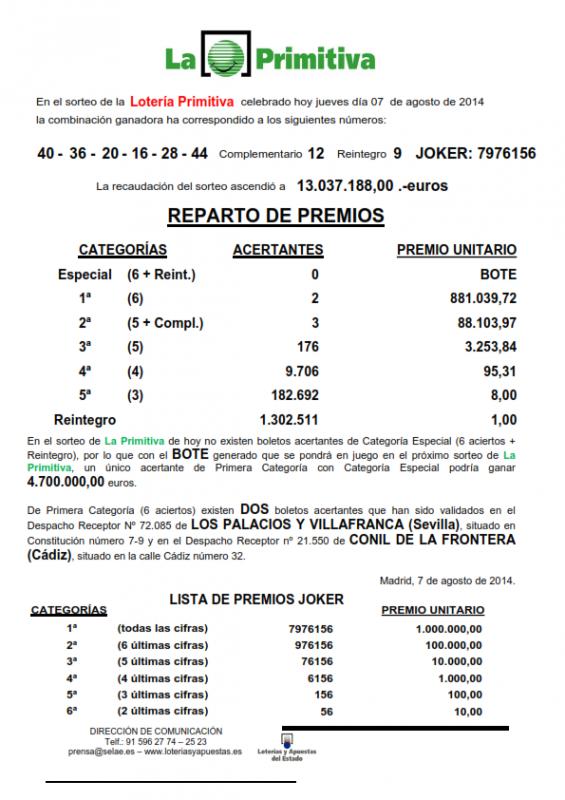 NOTA_DE_PRENSA_DE_LA_PRIMITIVA_DEL_JUEVES _7_08_14_001