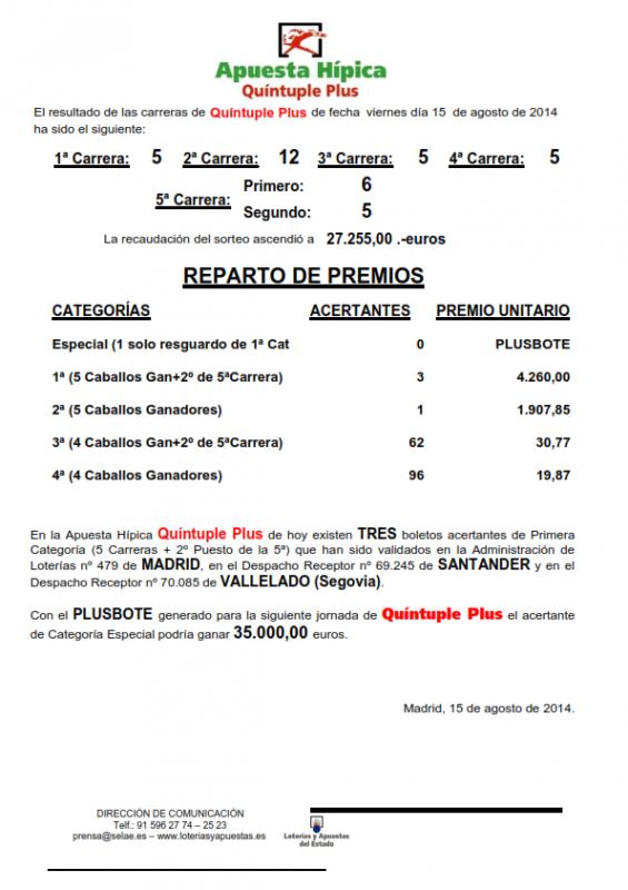 NOTA_DE_PRENSA_DE_QUINTUPLE_PLUS_15_8_14_001