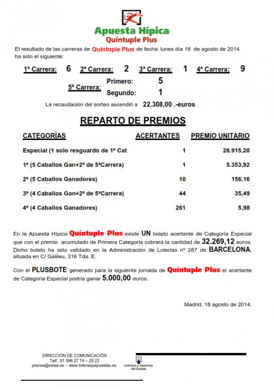 NOTA_DE_PRENSA_DE_QUINTUPLE_PLUS_18_8_14_001