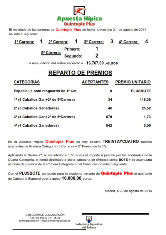 NOTA_DE_PRENSA_DE_QUINTUPLE_PLUS_21_8_14_001