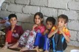 Niños refugiados a causa de la ofensiva del grupo terrorista ISIL en el norte de Iraq Foto Iraqi Red Crescent CHA (Small)