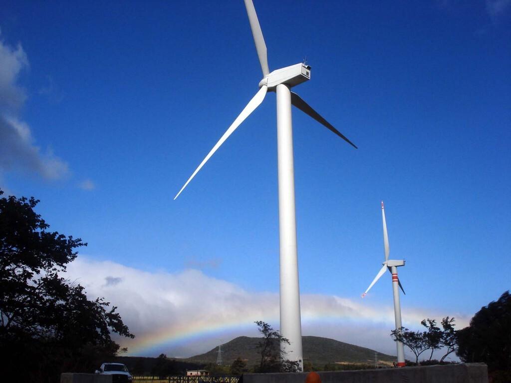 Parque eólico La Ventosa (México)
