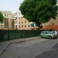 Plaza Federico Mayo en Aiora IMGP9903