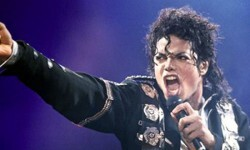 "Michael Jackson, ""El rey de pop"". (The Guardian)"