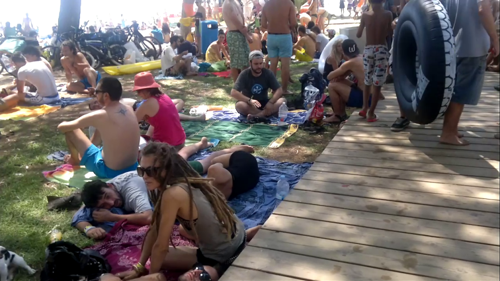 Rototom Sunsplash 21 del 16 al 23 de agosto en Benicàssim, en las playas -2014-08-17-19h23m46s0 (3)