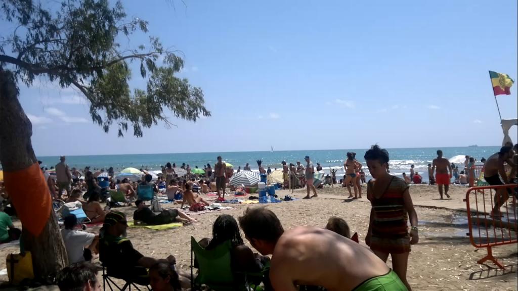 Rototom Sunsplash 21 del 16 al 23 de agosto en Benicàssim, en las playas -2014-08-17-19h23m46s0 (4)