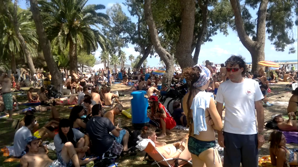Rototom Sunsplash 21 del 16 al 23 de agosto en Benicàssim, en las playas -2014-08-17-19h23m46s0 (5)