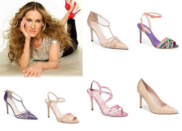 Sarah-Jessica-Parker-femenina-Colección2-de-Zapatos-mpigodu
