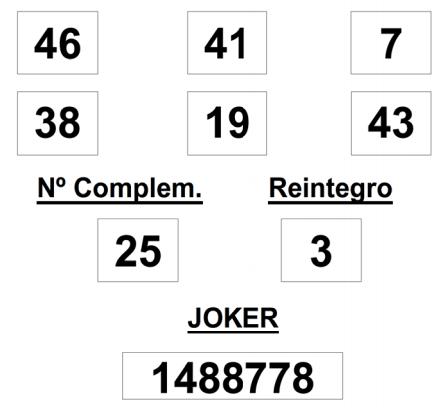 Sorteo de la Lotería Primitiva celebrado hoy sábado día 16 de agosto de 2014   COMBINACION_GANADORA_LOTERIA_PRIMITIVA_DEL_SABADO _16_8_14
