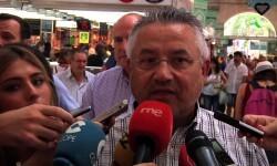 El Alcalde en funciones niega que se vaya a cobrar a los turistas por visitar el Mercado Central