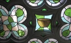 La últimas obras de restauración de la Catedral de Valencia recuperan la fachada gótica que recae en la Plaza de la Reina