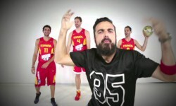 Lanzada 'Sube la Copa' de Huecco, la canción oficial de la Copa del Mundo FIBA 2014
