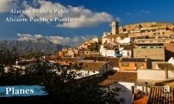 PLANES. Alicante pueblo a pueblo