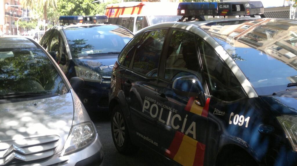policia nacional transits