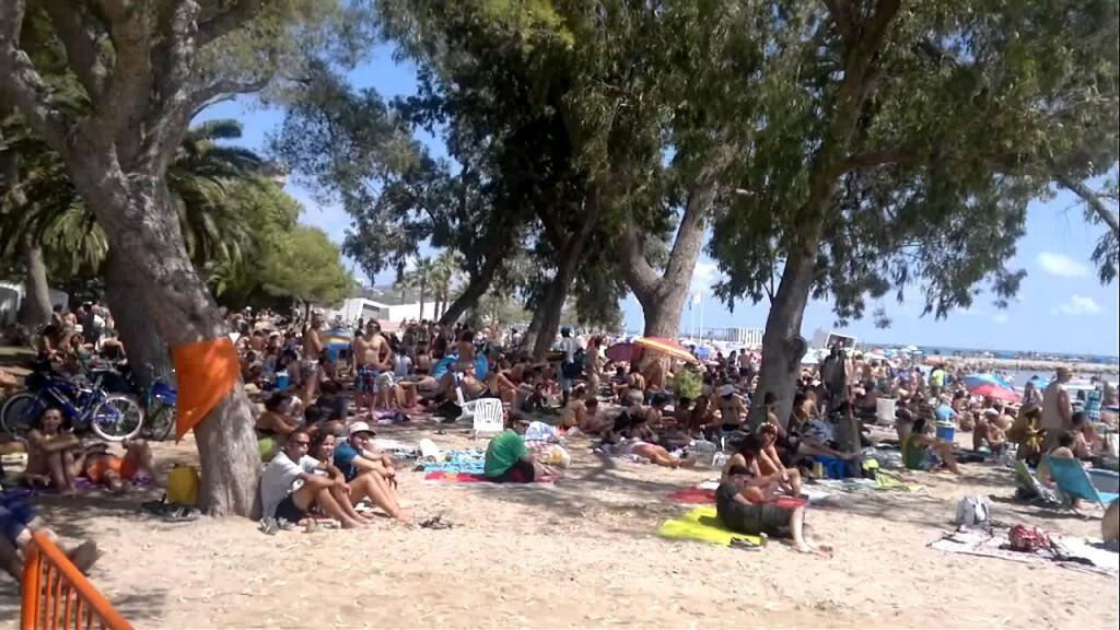 Rototom Sunsplash 21 del 16 al 23 de agosto en Benicàssim, en las playas