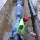 L'Ajuntament aprova el projecte de reparació de l'estació de bombeig d'aigües residuals situada al passeig de L'Albereda