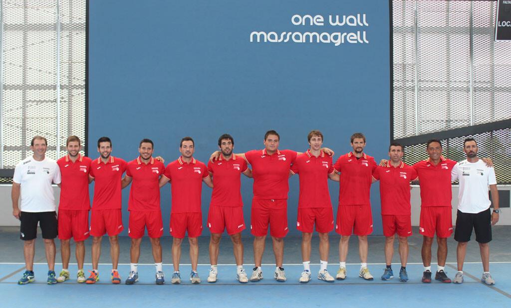 selecció masculina 2014