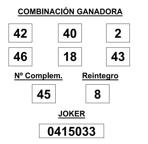 sorteo de la Lotería Primitiva celebrado hoy jueves día 31 de julio de 2014 COMBINACION_GANADORA_LOTERIA_PRIMITIVA_DEL_JUEVES_31_07_14.pdf