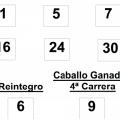 sorteo de la Lototurf celebrado hoy lunes día 18 de agosto de 2014    COMBINACION_GANADORA_LOTOTURF_18_8_14