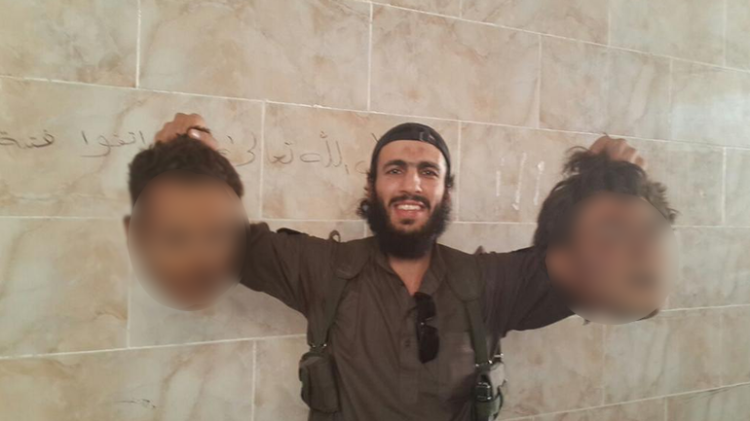 Mohamed Elomar, el terrorista australiano que se unió al Estado Islámico @UZarqawi