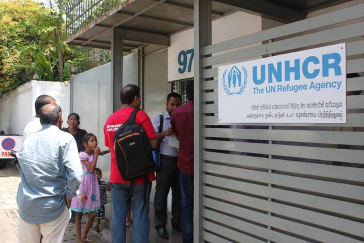 ACNUR ayuda a solicitantes de asilo en Sri Lanka Foto: ACNUR