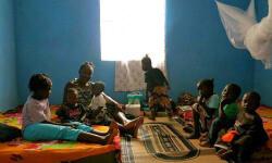 Sobrevivientes del brote de ébola Foto. UNICEF/Jo Dunlop