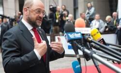 El Presidente del PE, a su llegada a la cumbre europea del sábado 30 de agosto ©Consejo de la Unión Europea