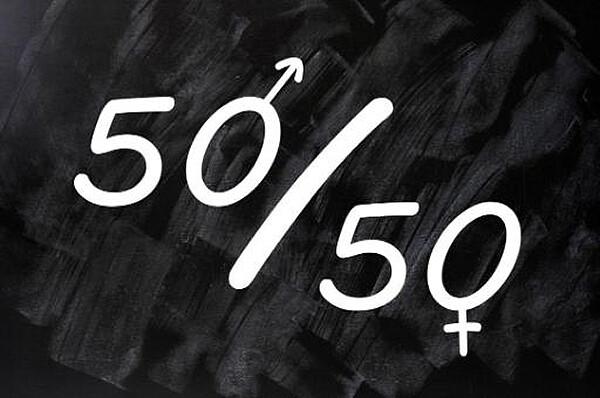 Cincuenta por ciento de oportunidades para mujeres y hombres ©BELGAIMAGE-EASYPHOTOSTOCK_ Yang Jun