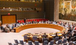 El Consejo de Seguridad de la ONU en sesion Foto archivo: ONU/Mark Garten