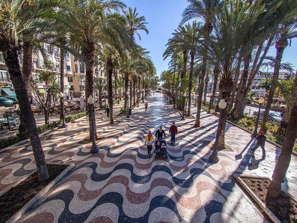 Alicante y la Costa Blanca2-9-14_Paseo_Alicante
