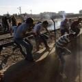 Ataques sobre un poblado de siria  (P)