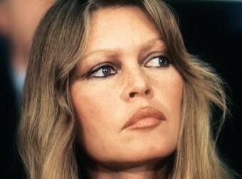 B.B. en una foto de archivo de la actriz tomada en 1978 (AFP)
