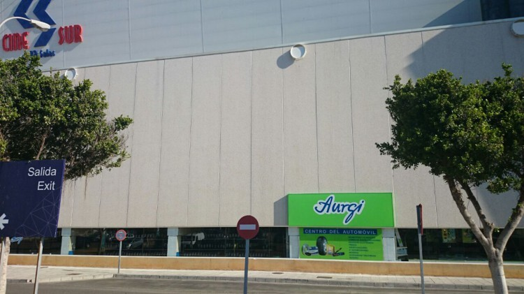 Centro Aurgi Fuengirola (Málaga) - 1