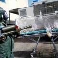 Control de enfermos de ebola (Agencias) (POR)