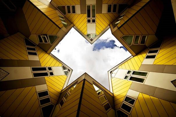 Cubic-Houses-(woningen-Kubus)-(-Rotterdam-,-Países-Bajos)--2