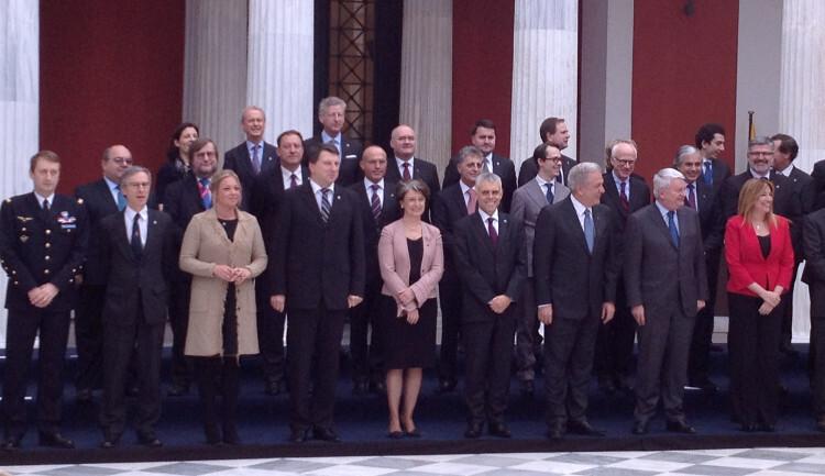 Foto del Ministerio de Defensa