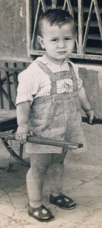 Detalle de la fotografía, 1948