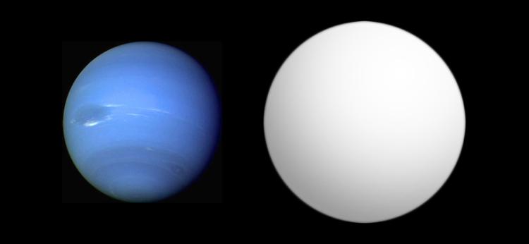 Detectan agua en la atmósfera de un exoplaneta del tamaño de Neptuno