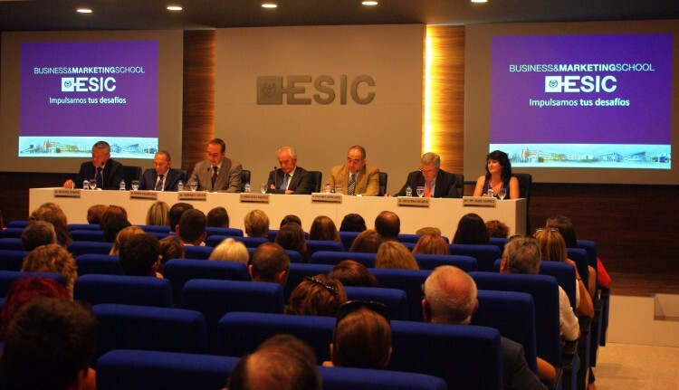 ESICValencia Inauguración grado 2014