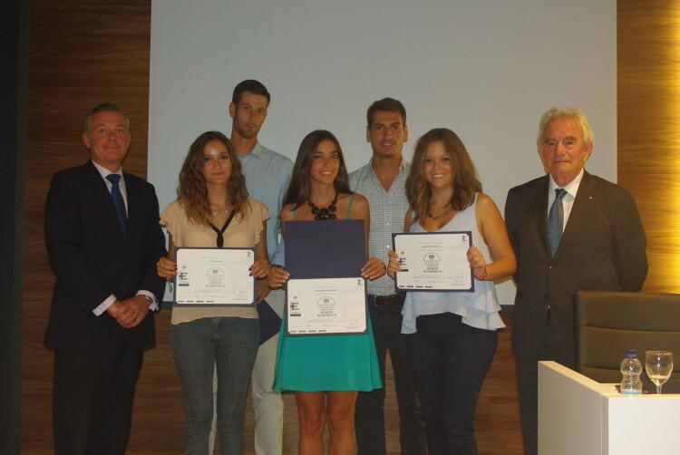 ESICValencia premis excelencia grado 2014