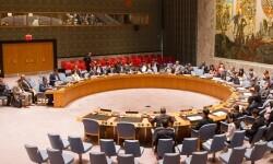 El Consejo de Seguridad de la ONU en sesion Foto archivo ONUMark Garten